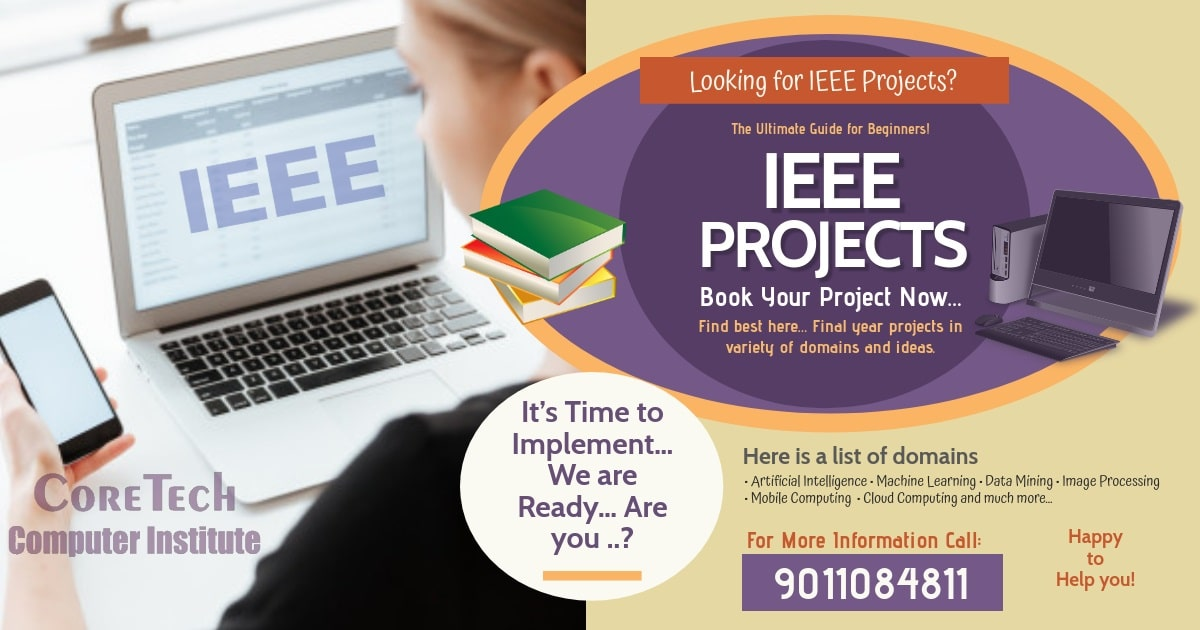 Looking for IEEE Projects