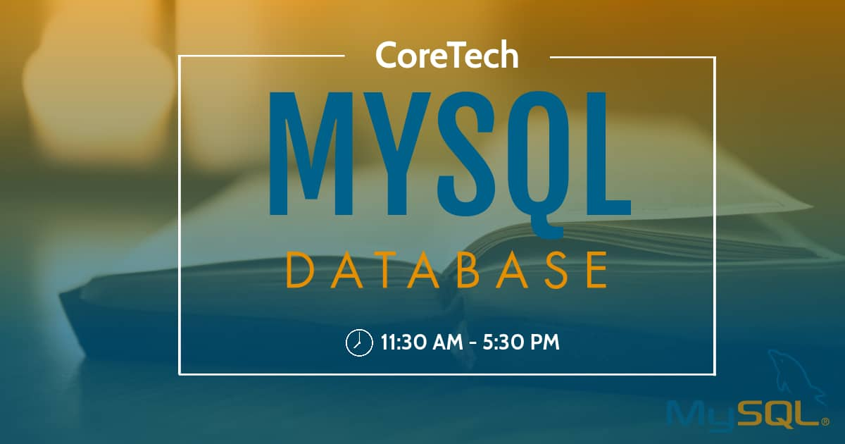 MySQL Database Training